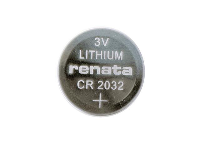 Relags Knopfbatterie CR 2032, 3V